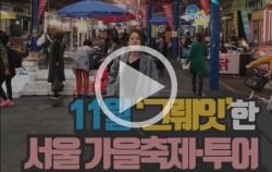 11월 `그뤠잇`한 서울가을축제·투어