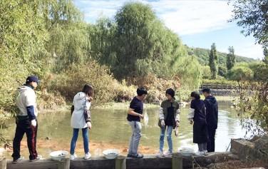 11월 한 달간 한강의 생태를 체험할 수 있는 무료 50가지 생태체험교실이 열린다
