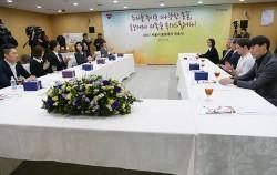 11월 23일 서울시청 8층 간담회장에서 신임 서울시 홍보대사 위촉식이 열렸다.