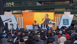 서울의 복지를 보고 듣고 말하다 '복지박람회' 현장