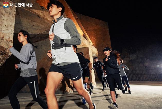 문화비축기지 달리기 코스 추천