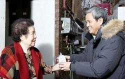 2017 서울시 봉사상 대상 `어르신 안부를 묻는 우유배달`