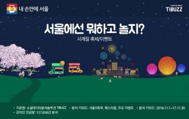 서울에선 뭐하고 놀지
