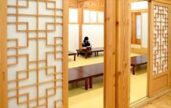 서울시가 공공한옥의 거주자를 모집한다, 사진은 `청운문학도서관`ⓒ뉴시스