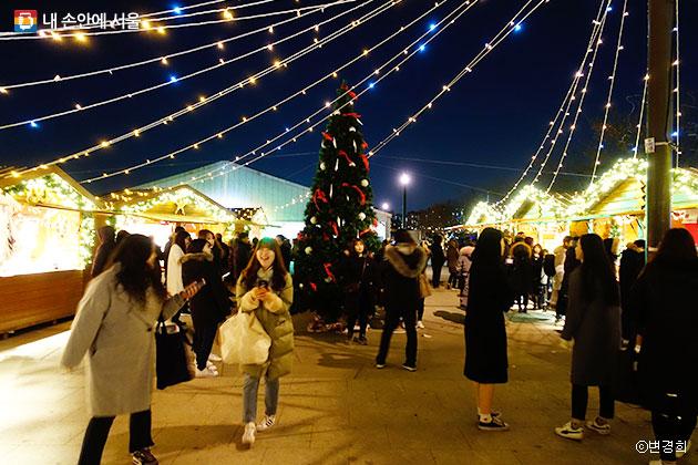 서울 크리스마스 마켓ⓒ변경희