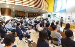 지난 7월 서울시50플러스 중부캠퍼스에서 열린 `따뜻한 말 한마디` 컨퍼런스