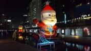 2017 서울크리스마스페스티벌 - 대형 산타