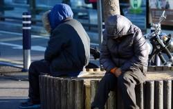 서울시가 노숙인 겨울철 특별보호대책을 추진한다ⓒ뉴시스