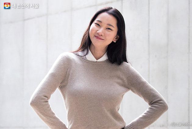 서울시 홍보대사 장윤주 ⓒ서울사랑
