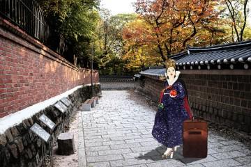 [김현정의 그림한컷] 내숭녀도 반한 서울명소