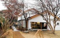 한양도성 전시안내센터는 1981년부터 2013년까지 33년간 서울시장 공관으로 사용되었다.ⓒ문청야