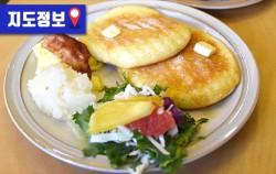 홍대 버터밀크 팬케이크