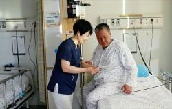 서울의료원은 국내 최초로 `간호·간병 통합서비스`를 도입해 시행하고 있다. ⓒ이현정