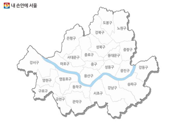 서울시청은 2018년 새해를 맞아 자치구 인사회를 갖는다