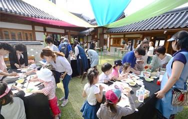 서울돈화문국악당에서 설을 맞아 `설:놀음` 행사를 진행한다, 사진은 `단오:놀음` 행사