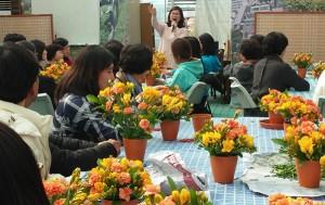 서울시가 도시농업전문가 양성교육에 참여할 시민을 모집한다
