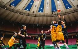 서울시민리그 농구 경기