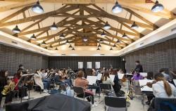 생활예술단체들에게 연습실 및 공연장으로 대관되는 체부동 생활문화지원센터의 체부홀