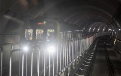 지난해 9월 개통한 우이경전철