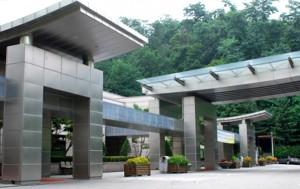 시립승화원 건물 전경