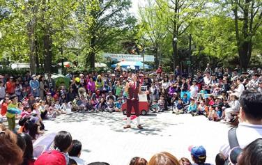 2015년 어린이날 보라매공원 거리공연