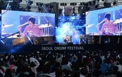 2017 서울드럼페스티벌, 세계 드럼계의 아이돌 루크홀란드(Luke Holland, 미국)의 공연