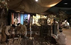 농업박물관 내 옛 농촌 모습을 살펴볼 수 있는 농업생활관