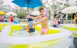만리동광장 물놀이축제