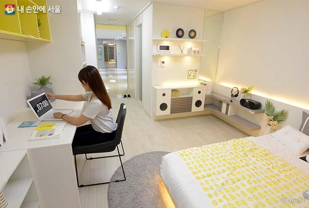 서울시 전체 가구의 약 30%를 차지하는 1인 가구