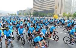 17일 일요일 서울자전거대행진이 열린다