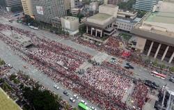 월드컵 거리응원 어디로 갈까? 대중교통 연장운행