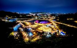 문화비축기지 서울밤도깨비야시장