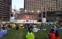 10월까지 서울광장에선 다양한 장르의 문화공연이 이어진다