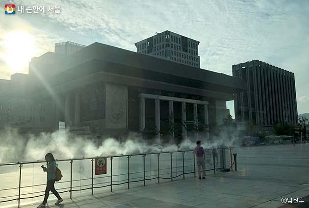 광화문의 터주대감, 세종문화회관이 개관 40주년을 맞았다