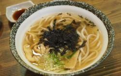 한강초밥 '우동'