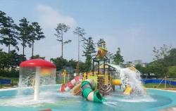 중랑캠핑숲 물놀이장
