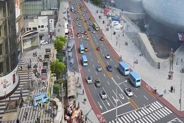 공해차량 서울진입 어려워진다…한양도성 차로 축소