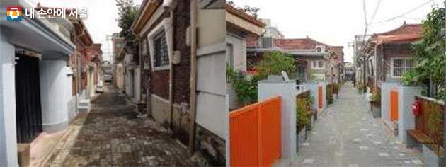 서울형 가꿈주택 통한 집수리 사례