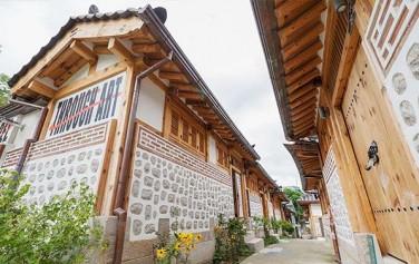 돈의문박물관마을 한옥 골목