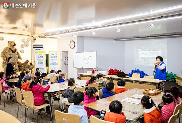 청계천 생태학교