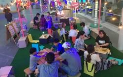 서울로 보드게임대전 모습