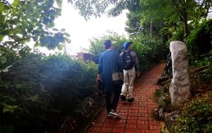 '천주교 서울 순례길' 선포에 맞춰 15일부터 '해설이 있는 서울 순례길' 도보 관광코스가 운영됐다.