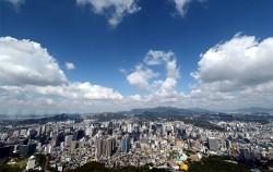 서울시 전경