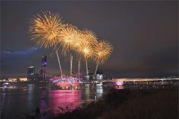 감동 팡팡! 불꽃 팡팡! 서울세계불꽃축제