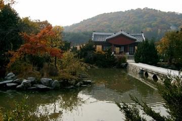 천장산 아래 '가을산책'으로 좋은 코스 '의릉'