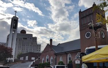 한양도성 숭례문구간에서 만난, 우리나라 최초의 기독교 감리교회 정동교회