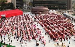 `제 5회 서울김장문화제`가 서울광장과 무교로 일대에서 개최된다
