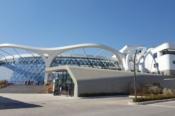 서울식물원 주제원 건물의 美