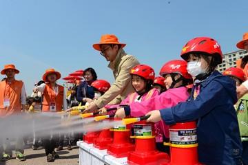 국내 최대 '재난안전체험' 행사 여의도공원서 열린다
