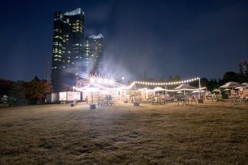 서울숲 가을페스티벌에서 '라이프러리'를 즐기다